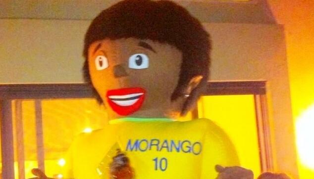 בובה ברזילאית לכל אירוע
