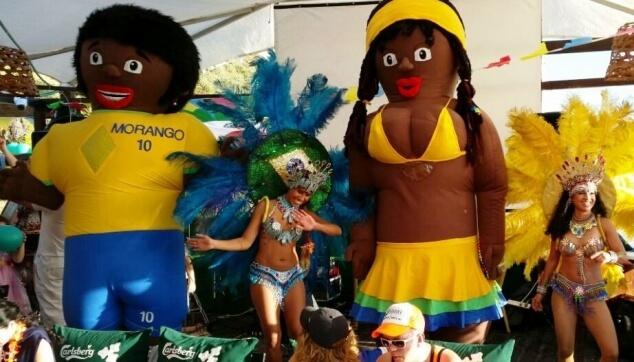 בובות ברזילאיות לילדים