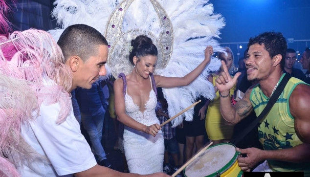 בטוקדה לחתונה