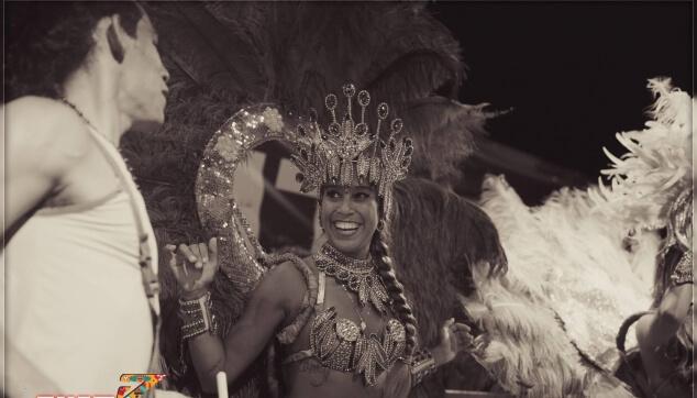 הופעה ברזילאית במועדון הפורום