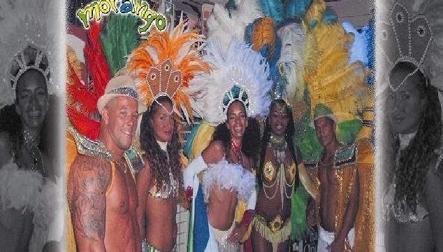 הלהקה הברזילאית מורנגו