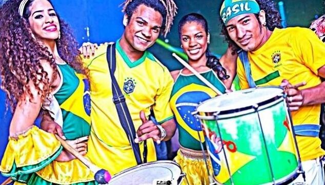 המראה לברזיל מנבתג