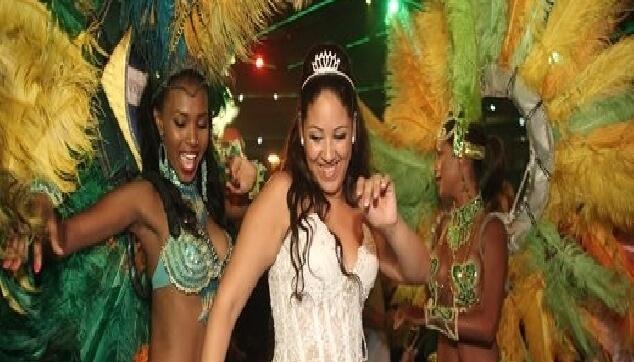 חתונה בקצב ברזילאי