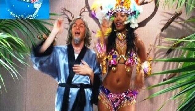 יובל סמו ורקדנית ברזילאית מתוך ארץ נהדרת