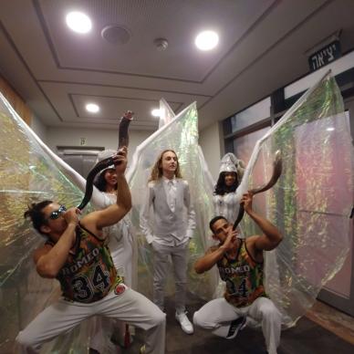 להקה ברזילאית בבר מצווה
