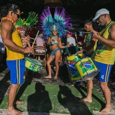 להקה ברזילאית לאירועים מורנגו