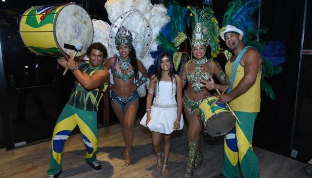 להקה ברזילאית לבת מצווה