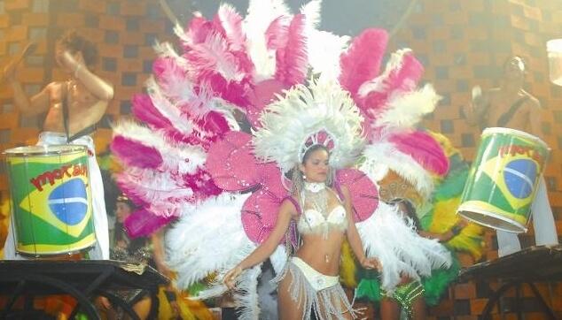 להקה ברזילאית לחתונה