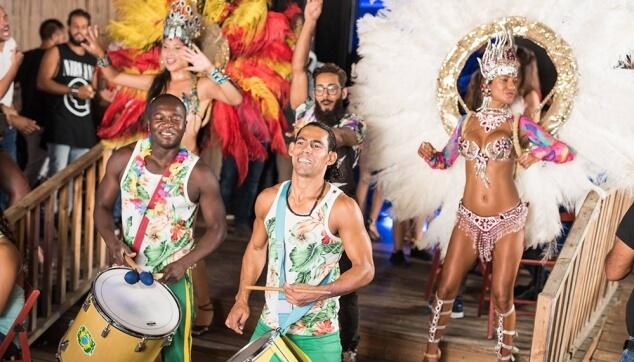 להקה ברזילאית למסיבות