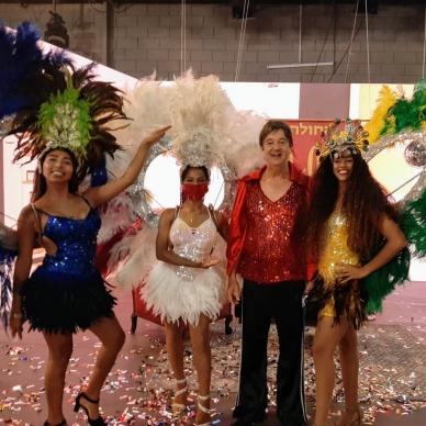 להקה ברזילאית מורנגו אירועים