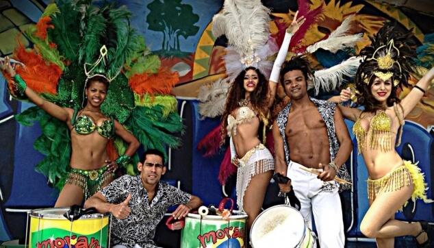 להקה ברזילאית מורנגו
