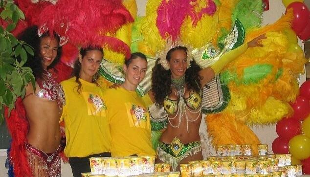 מורנגו ברזילאי בנות גדולות