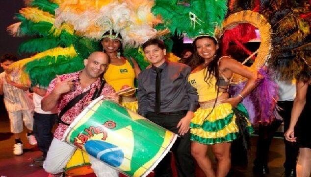 מורנגו קרנבל ברזילאי