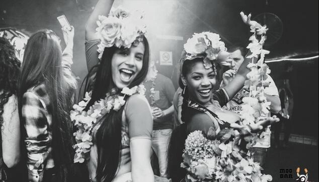 מסיבה בקצב ברזיל