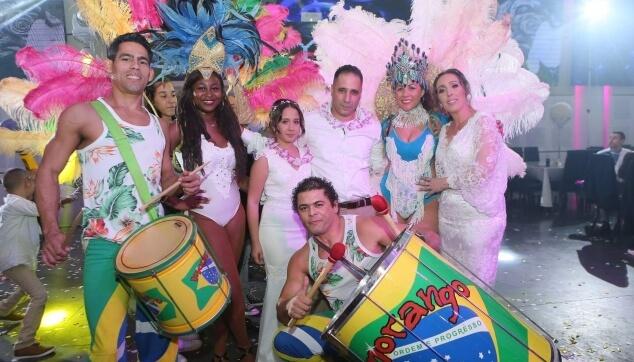 משפחה ברזילאית