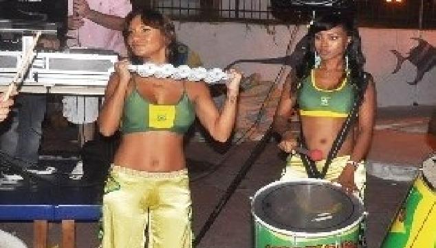 מתופפות ברזילאיות