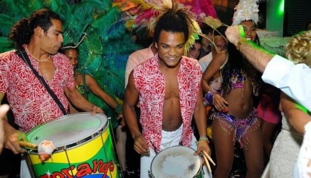 מתופפים ברזילאים לכל אירוע