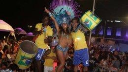 מתופפים ברזילאים