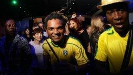 מתופפים מברזיל
