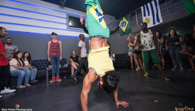 קפוארה ברזילאית