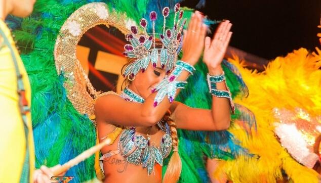 ריקוד ברזילאי