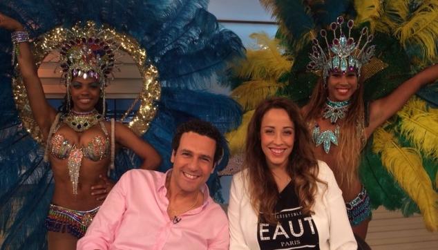 רקדניות ברזילאיות בערוץ 10