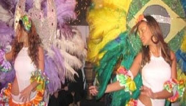 רקדניות ברזילאיות לבת מצווה עם תלבושת צנועה
