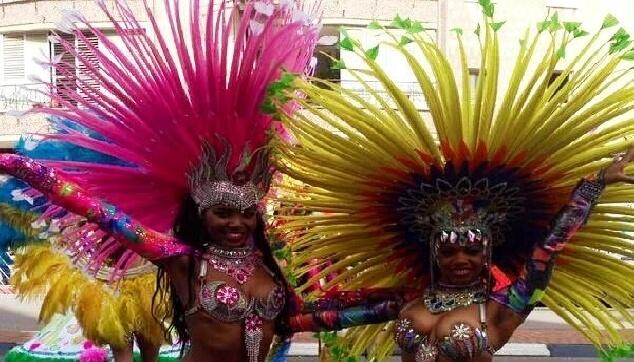 רקדניות ברזילאיות לכל אירוע