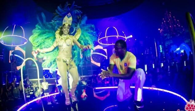 רקדניות ברזילאיות למסיבות