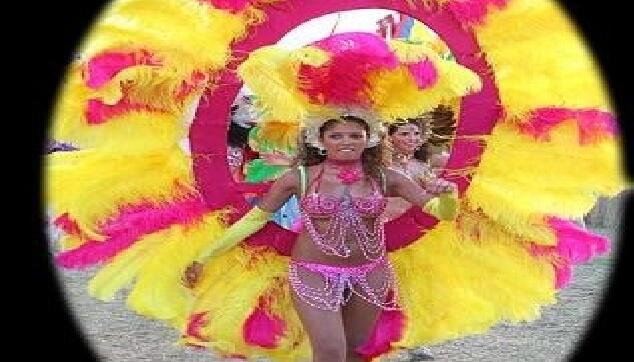 רקדניות ברזילאיות מברזיל