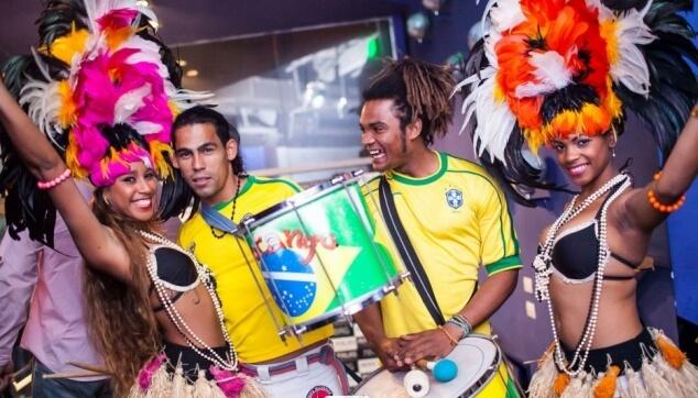 רקדניות ברזילאיות מחיר