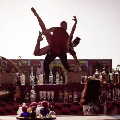 רקדניות לחתונה מורנגו