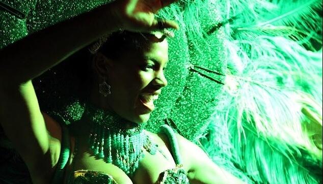 רקדנים ברזילאים להופעה