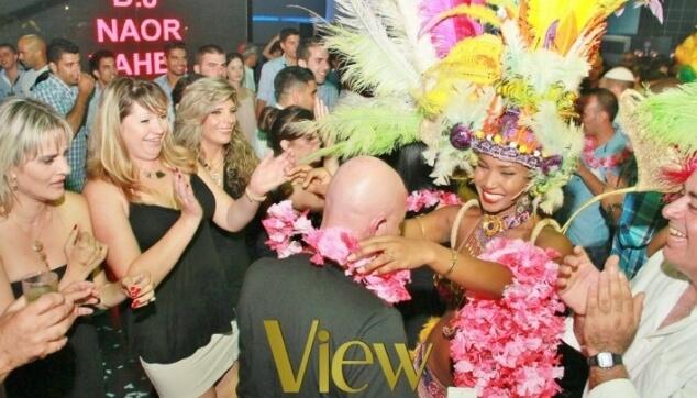 רקדנית ברזילאית לחתונה מחיר