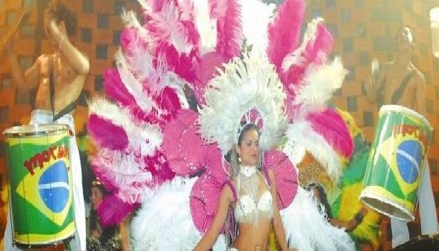 רקדנית ברזילאית מחיר