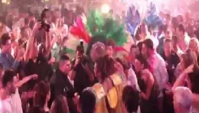 קרנבל עם רקדניות ברזילאיות לחתונה