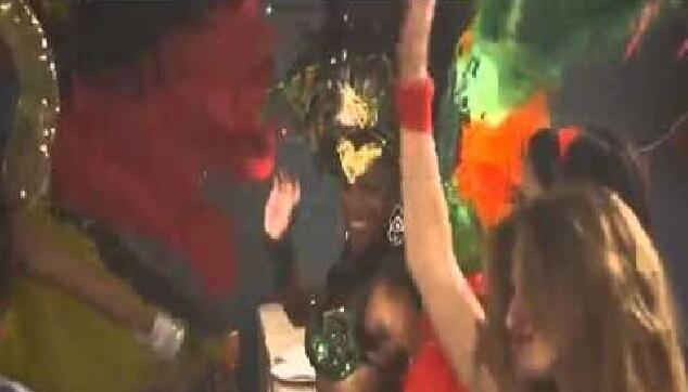 מורנגו רקדניות ברזילאיות