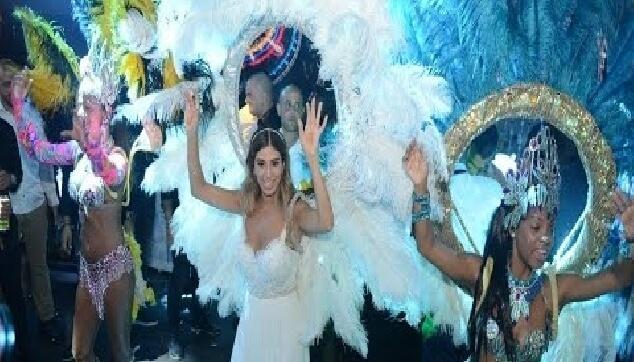 רקדניות ברזילאיות לחתונה מורנגו
