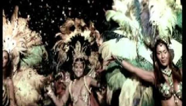 מורנגו להקת ברזילאית בפרסומות