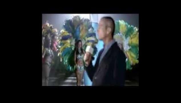 הלהקה הברזילאית בפרסומת למגה בול