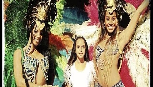 רקדניות ברזילאיות לבת מצווה עם מורנגו